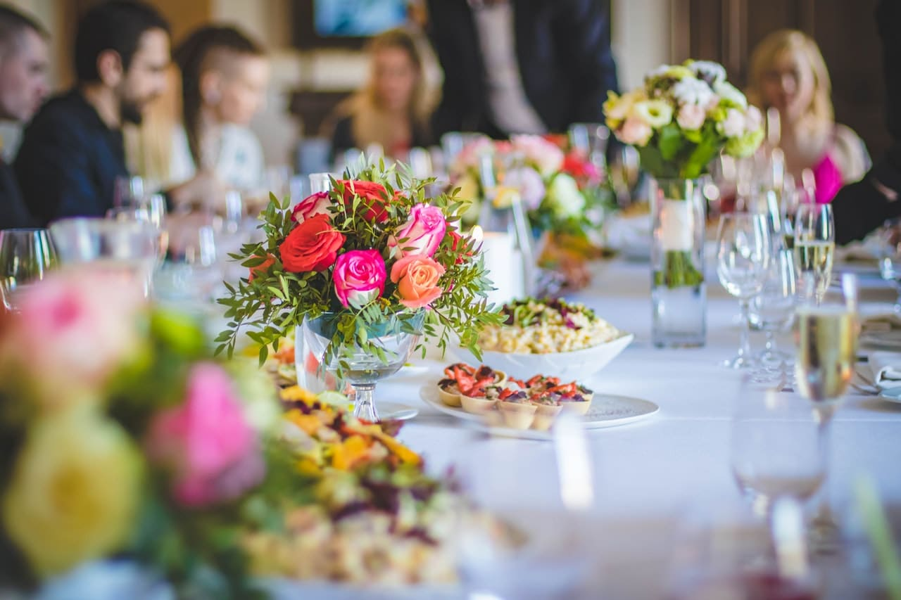 4 Delectable Reasons to Hire a Catering Company to Celebrate Any Occasion